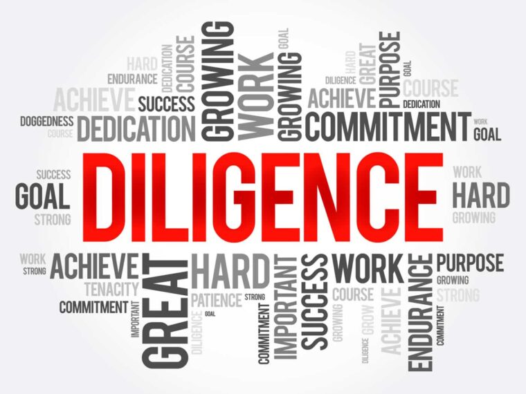 Diligence versus laziness